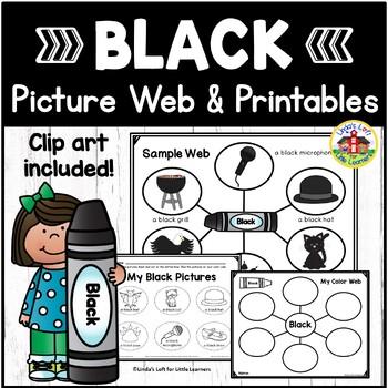 Color Black Picture Web
