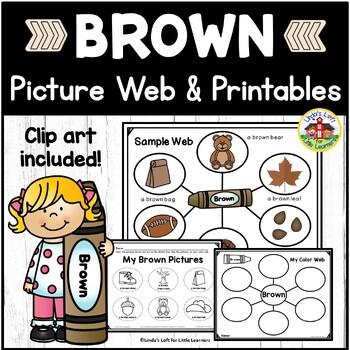Color Brown Picture Web
