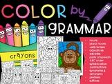 Color By Grammar
