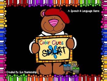 Color Clues SPLAT