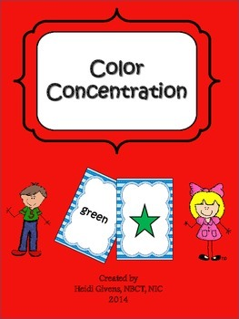 Color Concentration