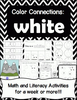 Color Connections: White