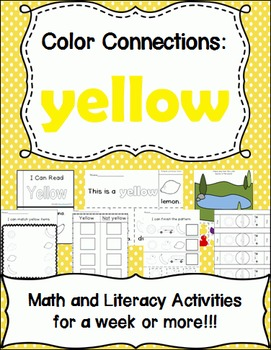 Color Connections: Yellow