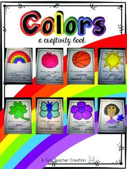 Color Craftivity Book