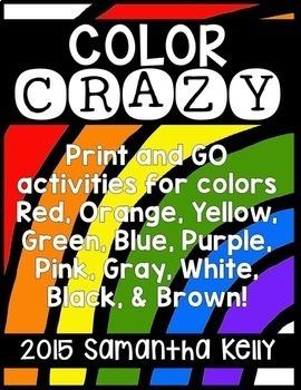 Color Unit for Color Words