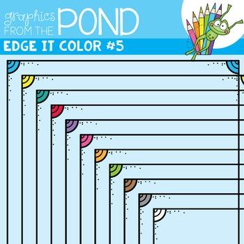 Color Edge It Borders Set 5