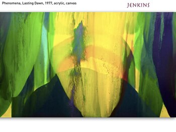 Color Field Painting ~ Post Painterly ~ Lyrical Abstractio