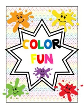 Color Fun (English and Spanish)
