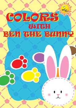 Easter is here! ~Color Learning Game~