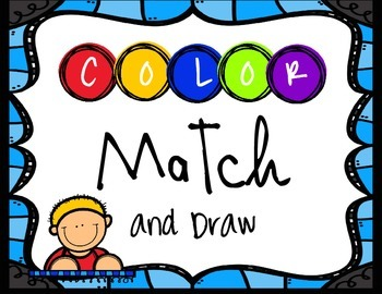 Color Match and Draw