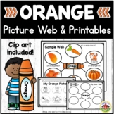 Color Orange Picture Web