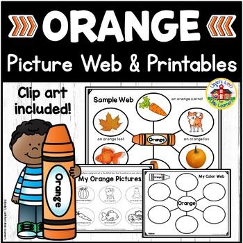Color Orange Picture Web