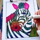 Coloring Pages for Stress Relief- Animal Version