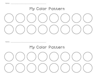 Color Pattern