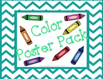 Color Poster Pack
