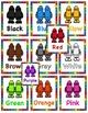 Color Posters (Crayon Buddies)