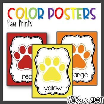 Color Posters {Pets}