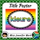 Color Posters in Afrikaans