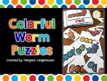 Color Puzzles (Worms)