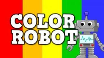 Color Robot (video)