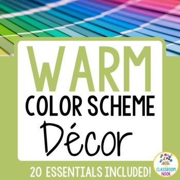 Color Scheme Decor Pack: The Classic Collection