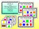 Color Shape Bingo - 2 Levels!