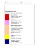 Color Symbolism Powerpoint & Graphic Organizer