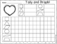 Color, Tally, and Graph Pattern Blocks - Valentine Style!