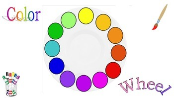 *ART* Color Wheel