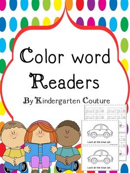 Color Word Readers