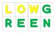 Color Word Sort