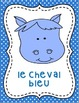 Color Words Posters IN FRENCH