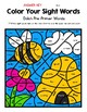 Color Your Sight Words!  Contains all 40 Dolch Pre-Primer