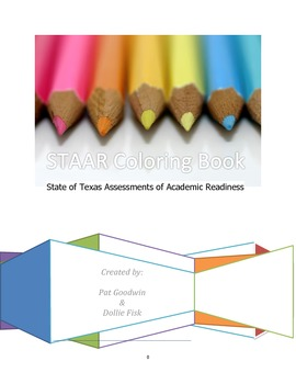 Color Your Way Through The 5th Grade Science STAAR Coloring Book