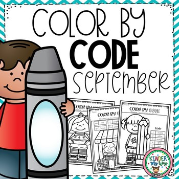 Color by Code September