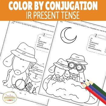 Color by Conjugation- IR (to go)
