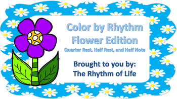 Color by Note-Flower Edition