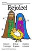 Color by Number Nativity