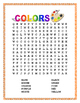 """Color by Number-""""The Owl""""- K-2 - Halloween"""