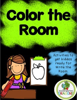 Color the Room Pack