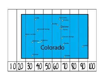 Colorado Counting Puzzle
