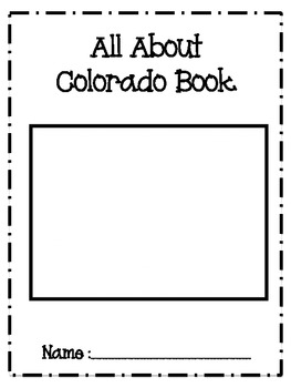 Colorado Facts Book