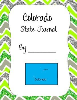 Colorado Journal Set