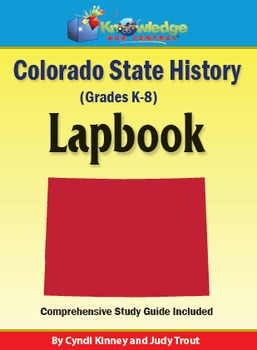 Colorado State History Lapbook
