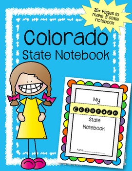 Colorado State Notebook. US History and Geography