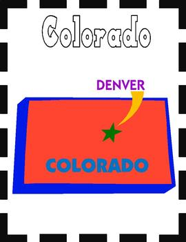 Colorado State Symbols and Research Packet