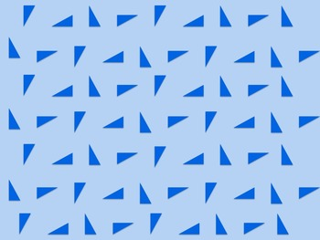Colored Party Triangle Backgrounds