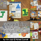 Colored Tiles - Unit 3 by Kim Adsit and Michele Scannell