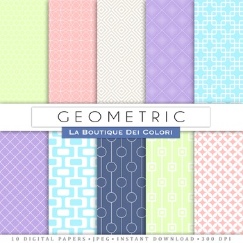 Colorful Crinkled Digital Paper, scrapbook backgrounds