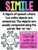 Colorful Figurative Language Posters